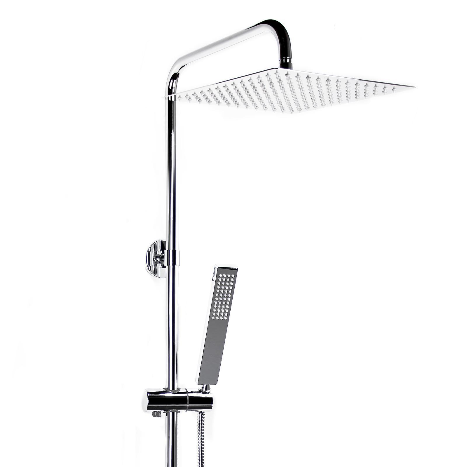 steinkirch aufputz duschkombi duschset dusche regendusche. Black Bedroom Furniture Sets. Home Design Ideas